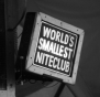 World smallest niteclub