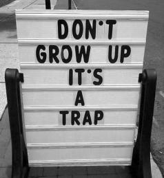 Don't grow up DJ Svoger